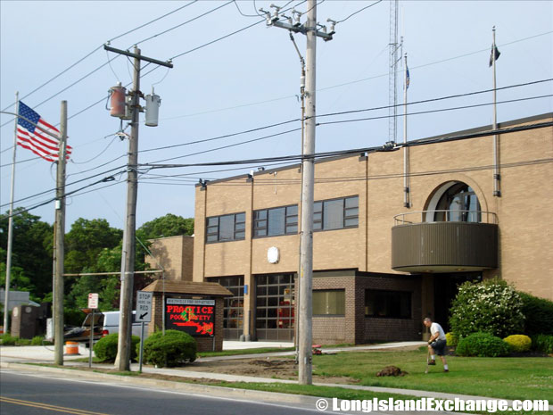 Holtsville Fire Department, 1025 Waverly Ave Holtsville, NY 11742