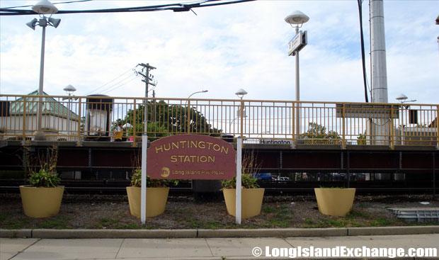 Huntington Station Train