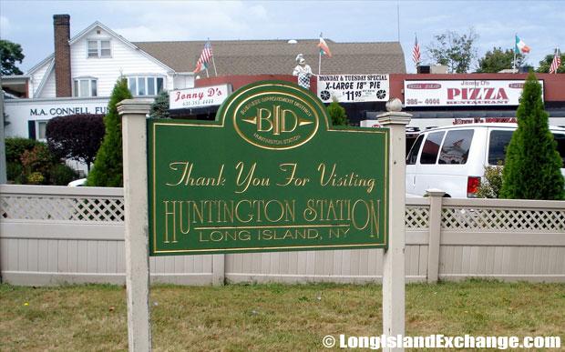 Huntington Station Welcome