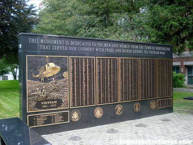 Huntington Vietnam Monument