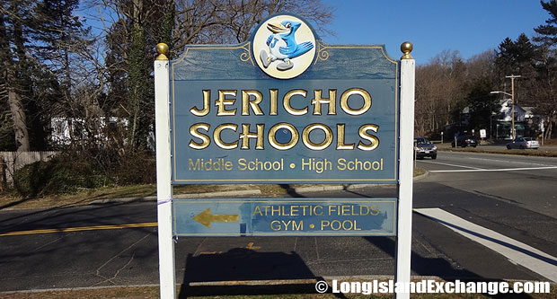 Jericho is a hamlet and census-designated place located in Nassau County, on the North Shore of Long Island, New York. It is in the Town of Oyster Bay.