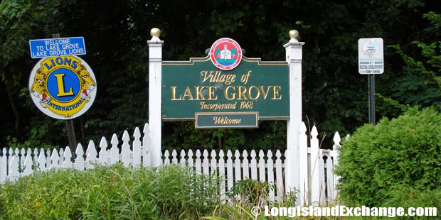 Lake Grove Welcome