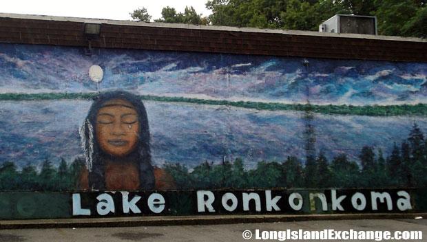Lake Ronkonkoma Mural