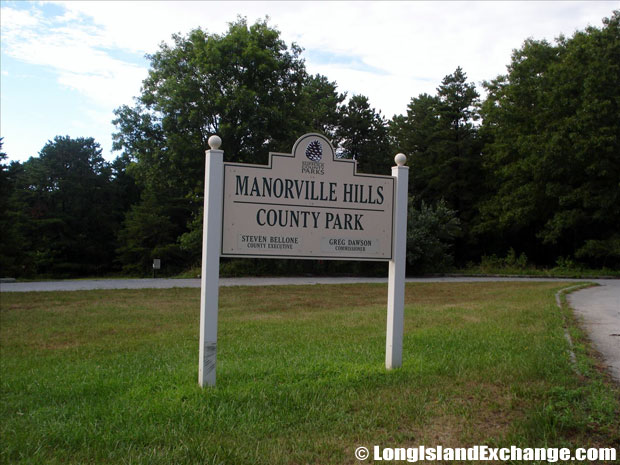 Manorville Hills County Park