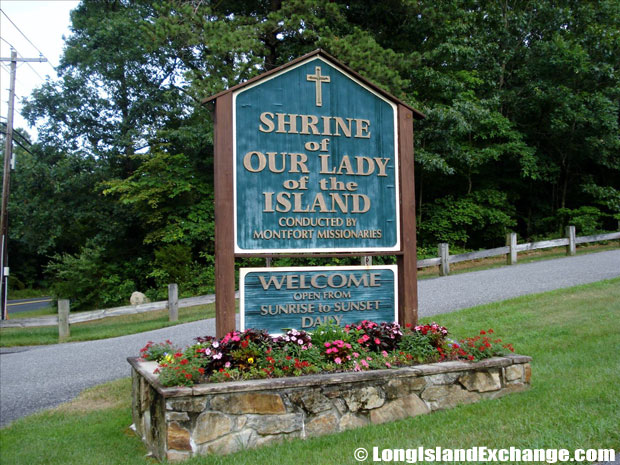 Manorville Shrine of Our Lady of The Island