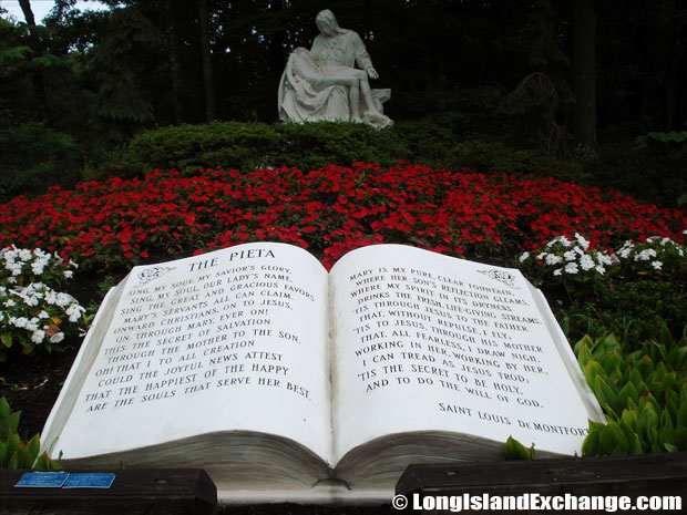 Manorville Shrine of Our Lady of The Island Book