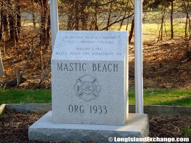 Mastic Beach Dedication