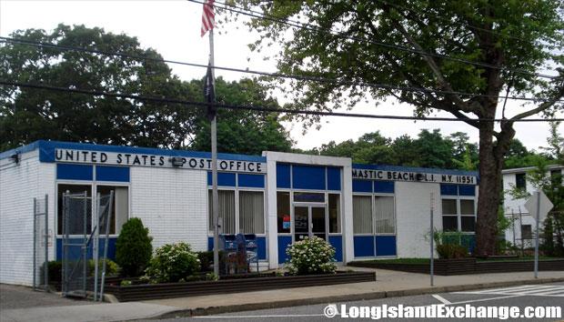 Mastic Beach Post Office