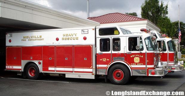 Melville Fire Truck