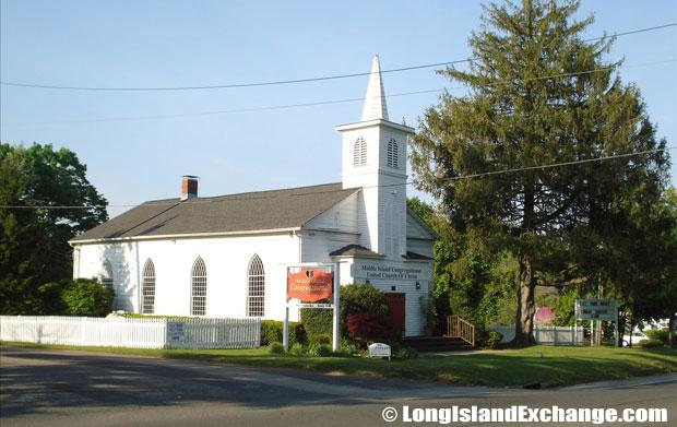 Middle Island United Church