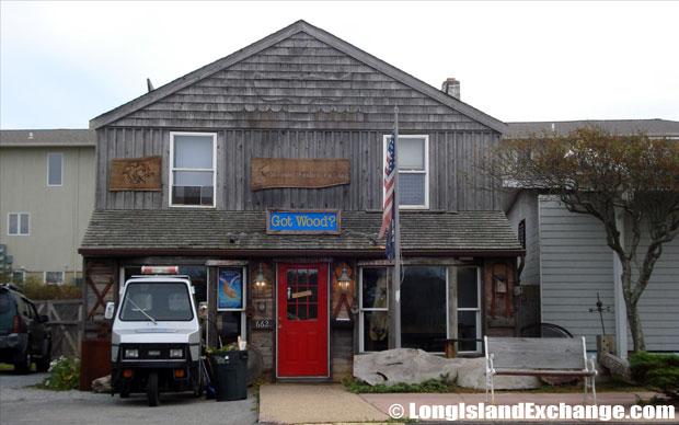 Montauk Lumber Store