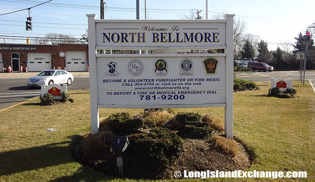 North Bellmore is a hamlet and census-designated place located in Nassau County, on the South Shore of Long Island, New York. The Bellmores are subdivided into Bellmore and North Bellmore which is also some residents call the area south of Merrick Road