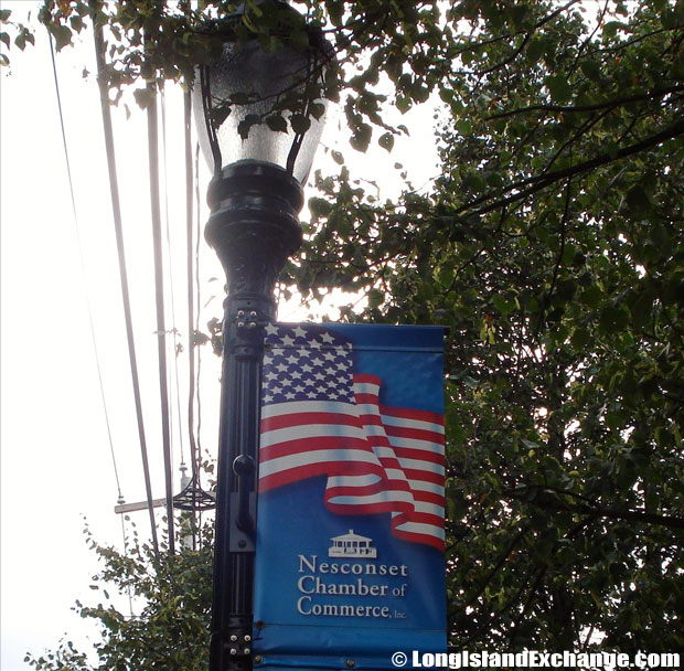 Light-post Banner