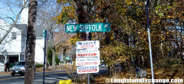 New Suffolk Avenue
