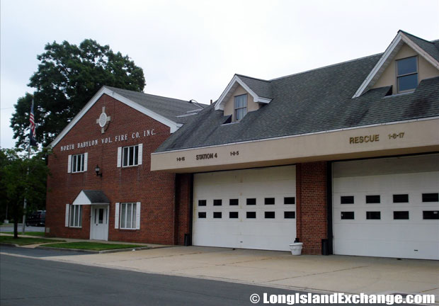 North Babylon Fire Department