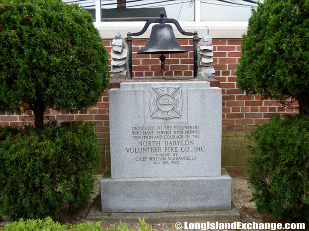 North Babylon Fire Department Memorial