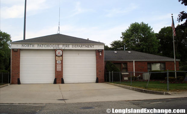 orth Patchogue Fire Department Station #2