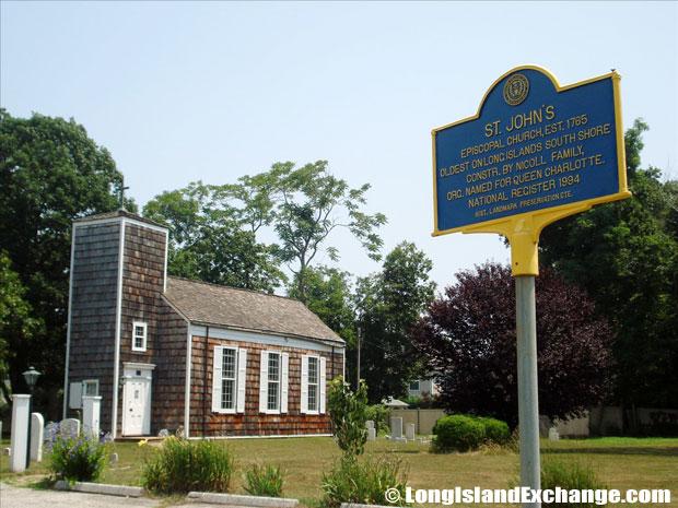 Oakdale Historical St John