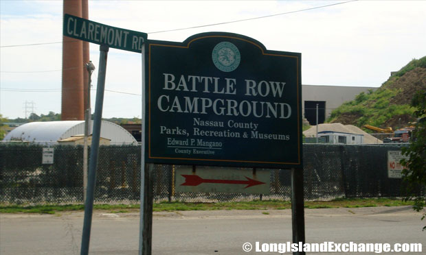 Old Bethpage Battle Row Campgrounds