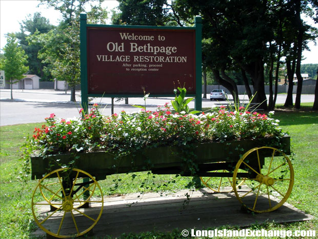 Old Bethpage Restoration Greeting