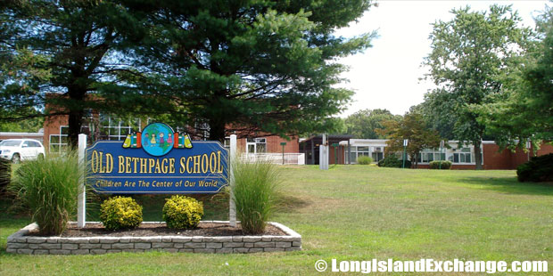 Old Bethpage School
