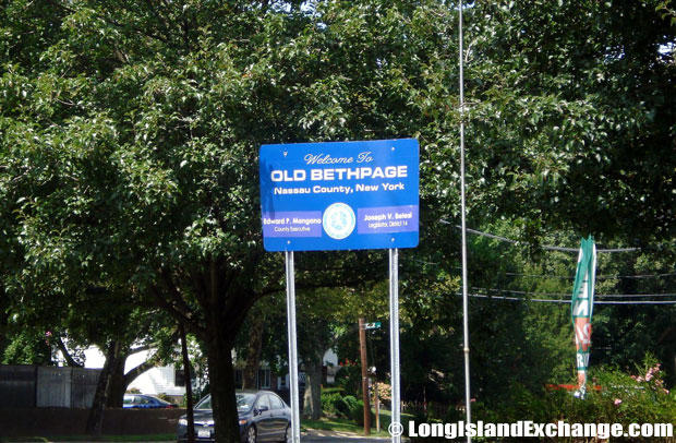 Old Bethpage Welcome