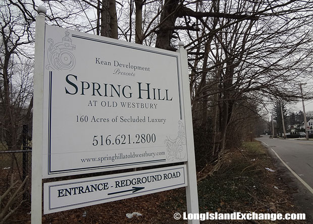 Spring Hill Luxury Developments