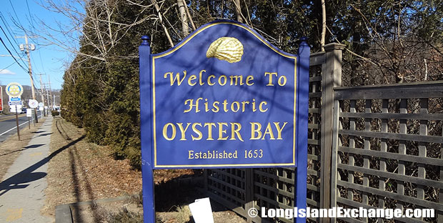 Historic Area of Oyster Bay