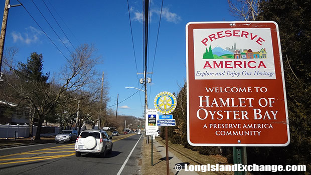 Oyster Bay is a hamlet and census-designated place located in Nassau County,