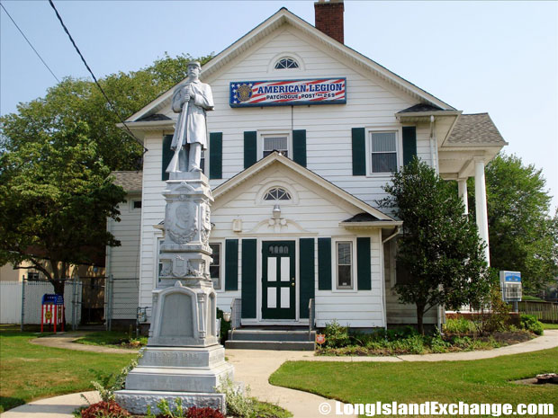 American Legion Post 269 in Patchogue, NY 11772