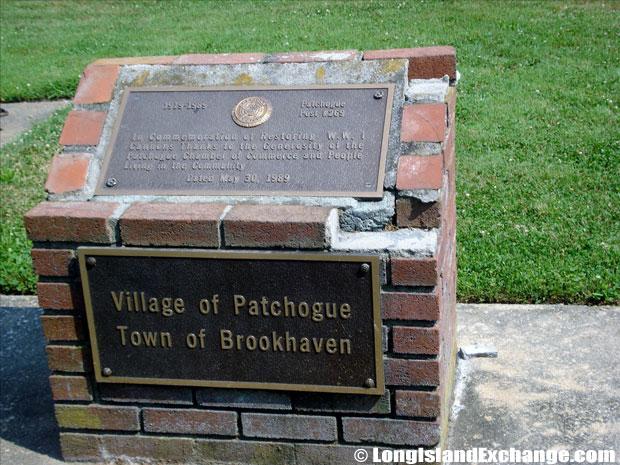 Patchogue Memorial