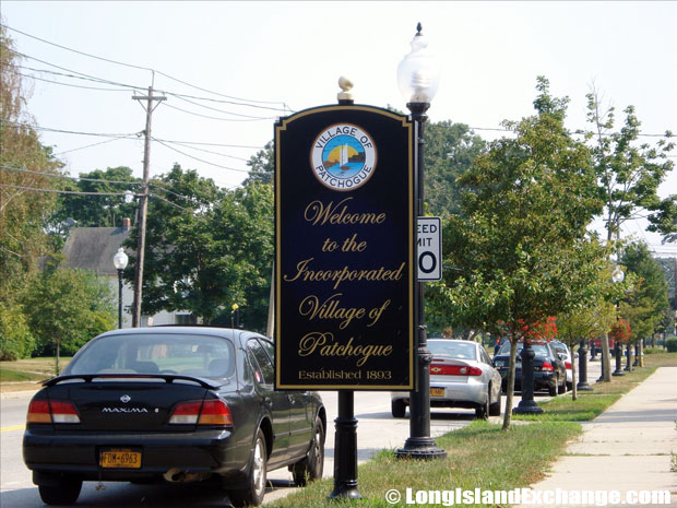 Patchogue Welcome