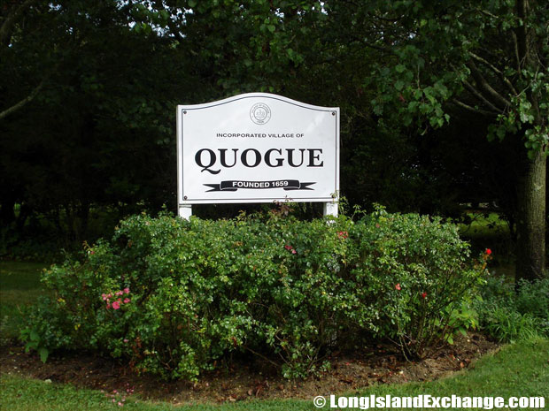 Quogue Welcome