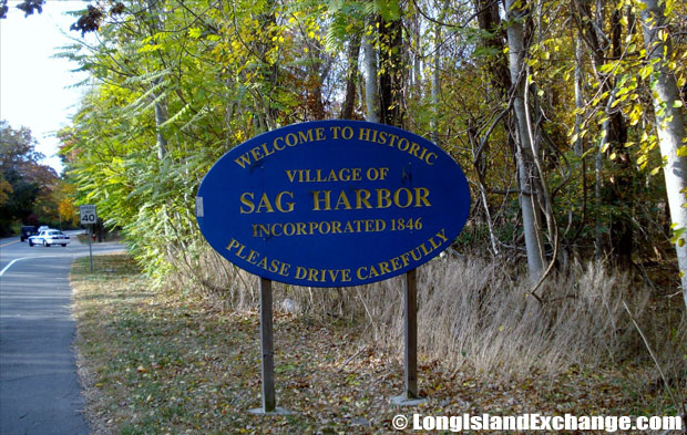 Sag Harbor Welcome