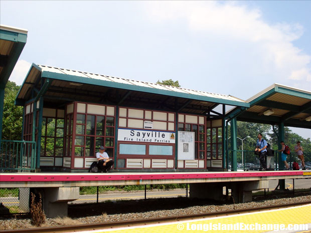 Sayville Train