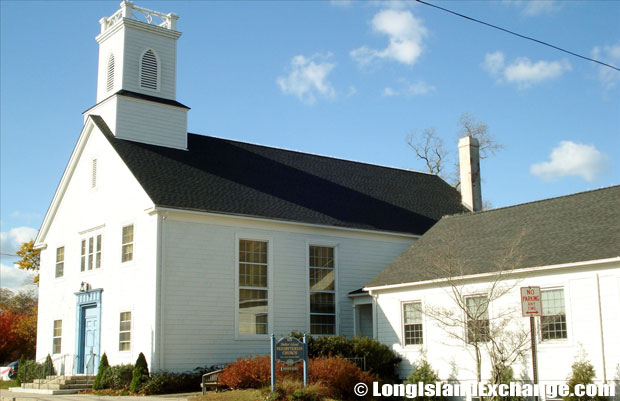 Shelter Island Church