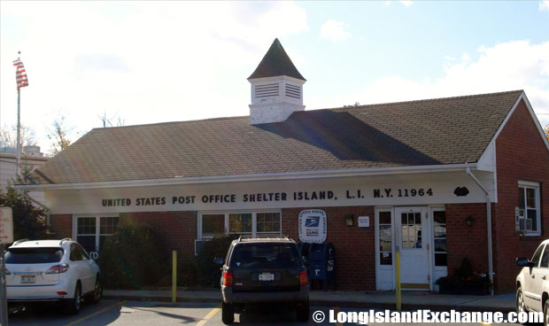 Shelter Island Post Office