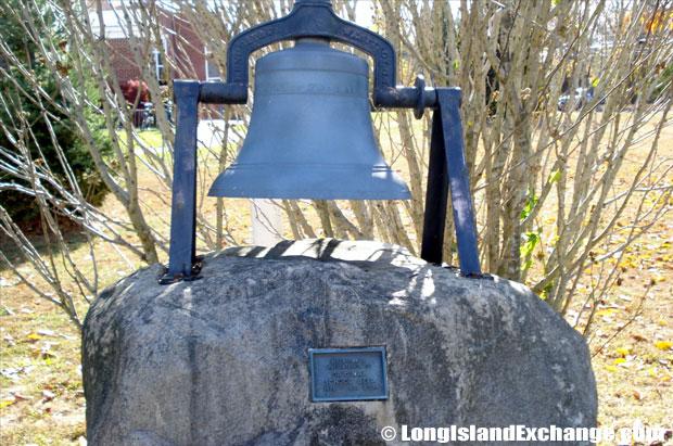Shelter Island School Bell