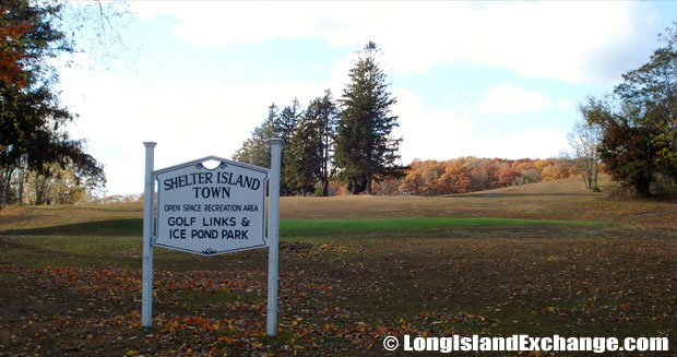 Shelter Island Golf