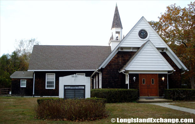 Shinnecock Hills Church
