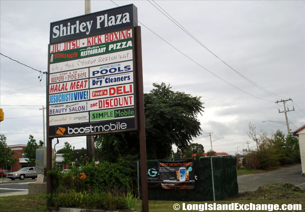 Shirley Shopping Plaza