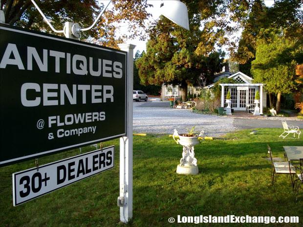 Tuckahoe Antiques Center