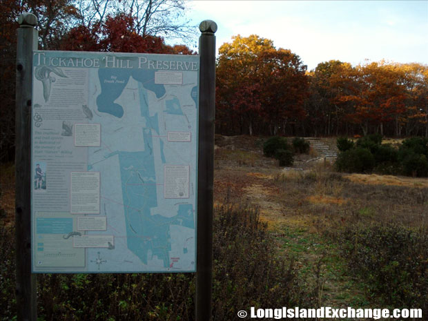 Tuckahoe Hill Preserve