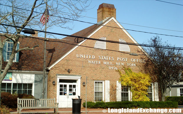 Water Mill Post Office
