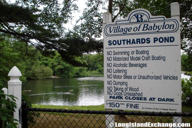 Babylon Southards Pond
