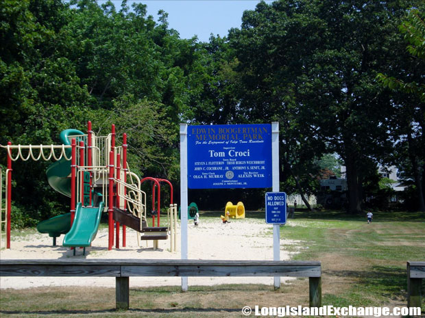 West Sayville Boogertman Park