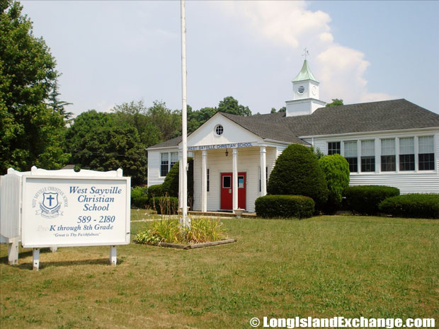 West Sayville Christian School