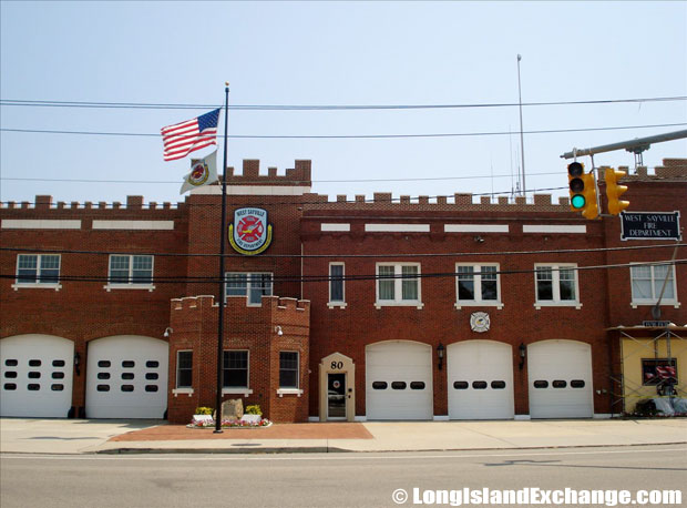 West Sayville Fire Department