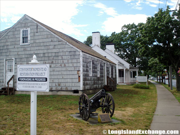 Westhampton Beach Restoration