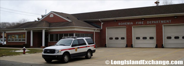 Bohemia Fire Department